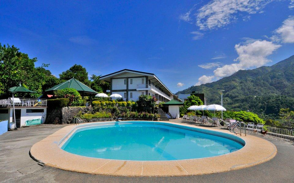 Swimming Pool, Banaue Hotel