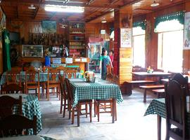 Restaurant, Greenview Lodge, Banaue