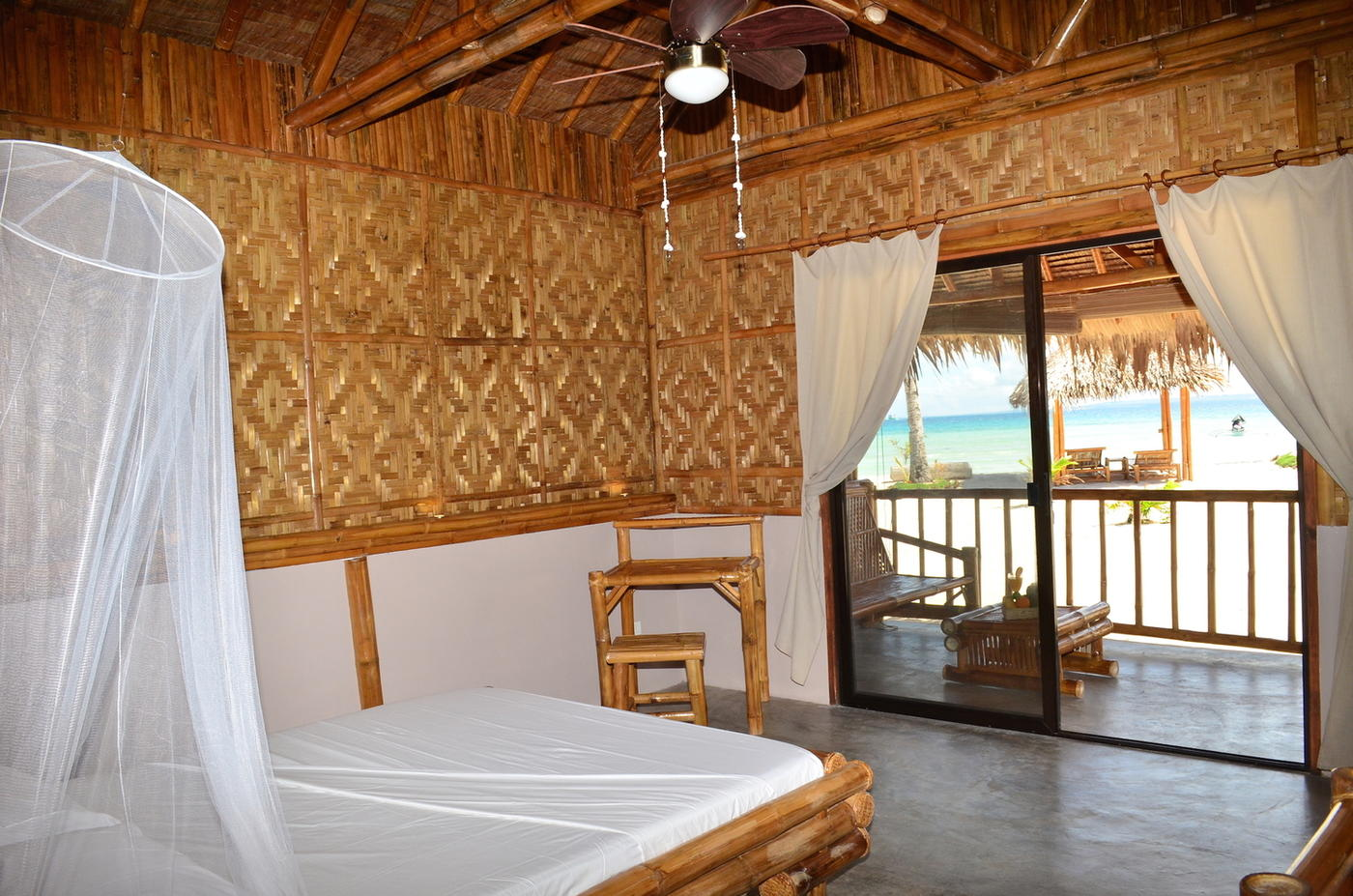 Room Interior, Amihan Beach Cabanas