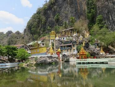 Hpa an lodge myanmar celebrity