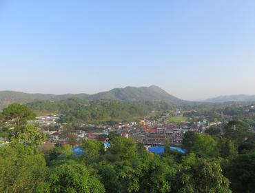 View over Kalaw