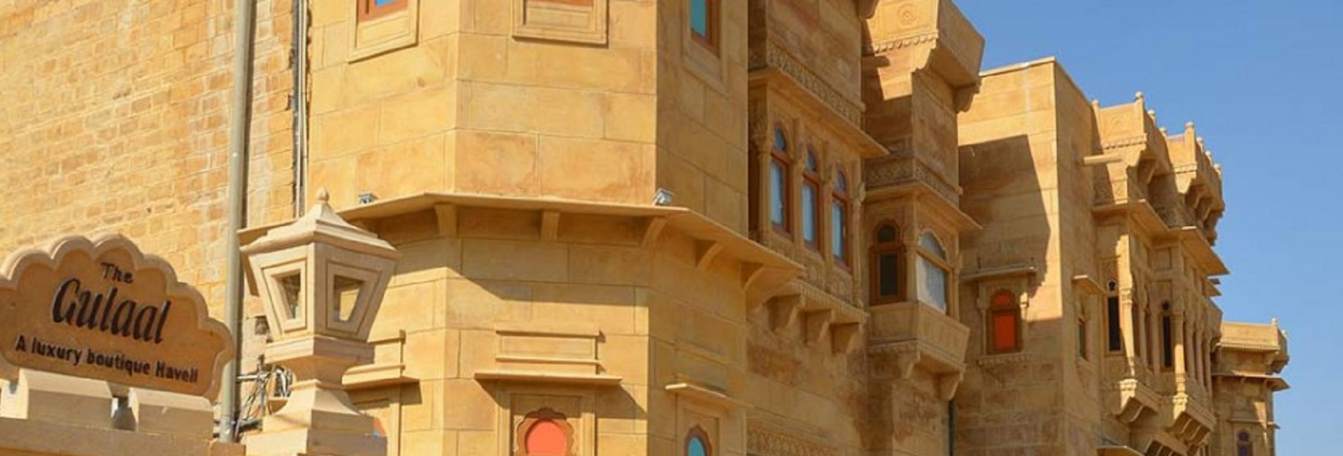 The Gulaal, Jaisalmer