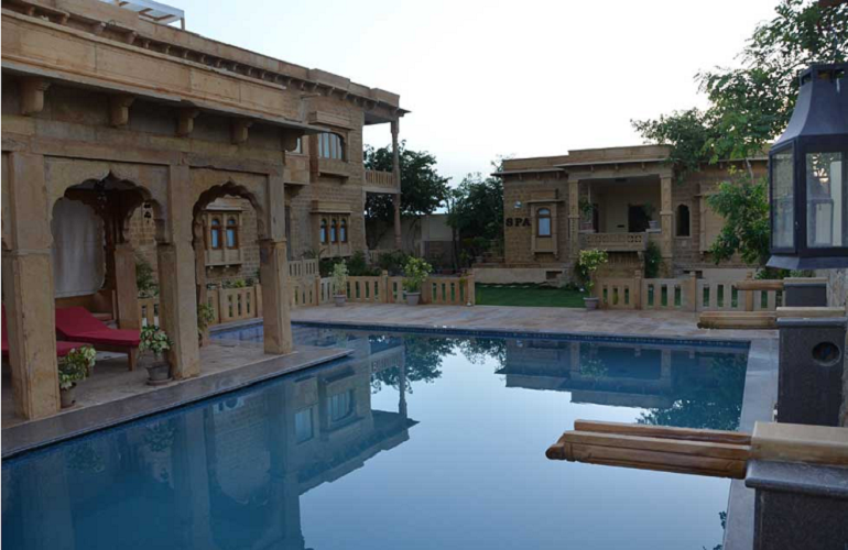 Swimming Pool, The Gulaal