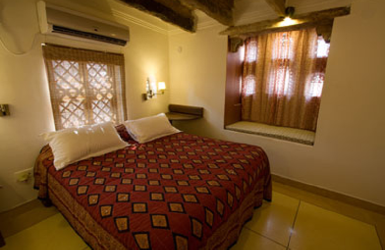 Bedroom, Bundi Vilas