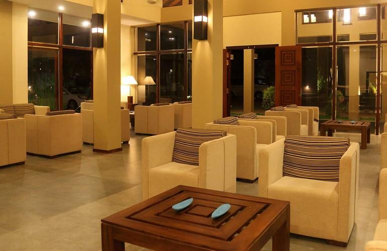 Lobby, Chaarya Resort & Spa