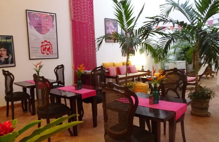 Dining area, Mango House
