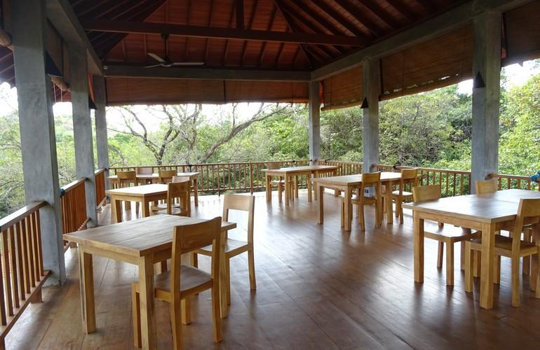 Restaurant, Wild Grass Nature Resort
