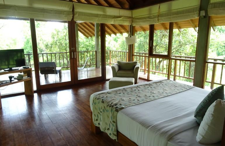 Bedroom, Wild Grass Nature Resort