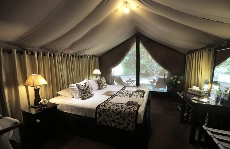 Classic tent, Leopard Trails Safari Camp