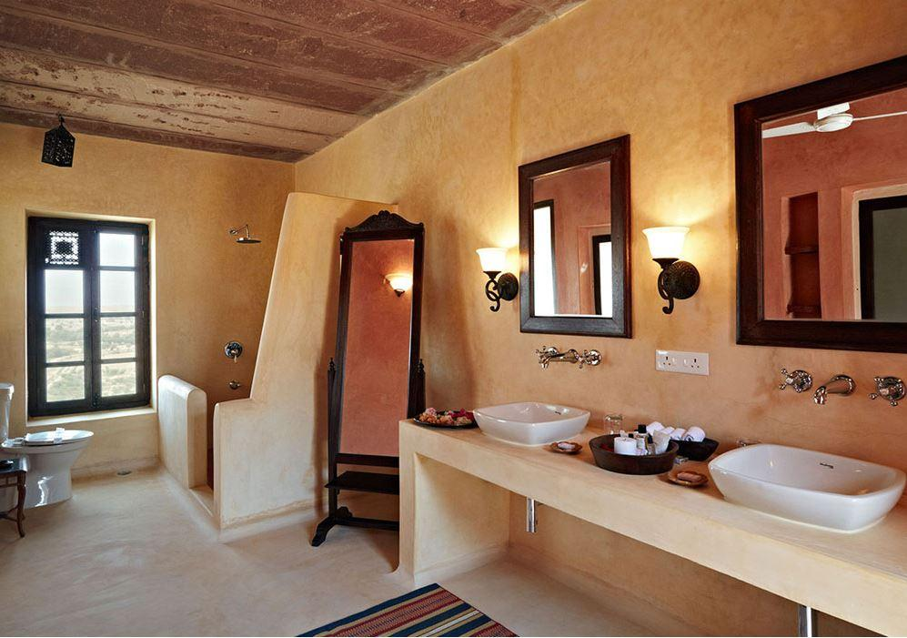 Bathroom, Ramathra Fort