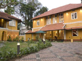 Tea Bungalow, Kochi