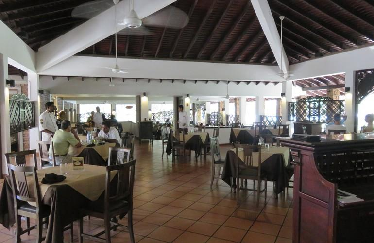 Restaurant, Palm Garden Village Hotel
