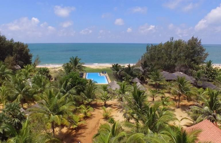 Overview, Palagama Beach Resort