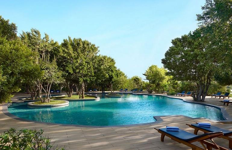 Swimming pool, Cinnamon Wild Yala