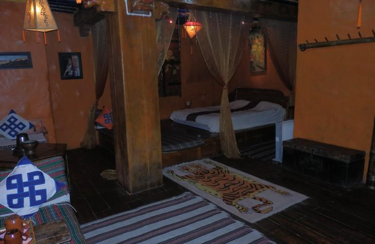 Bedroom, House of Shambhala