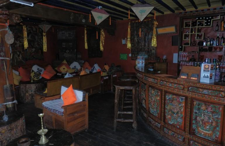Bar, House of Shambhala