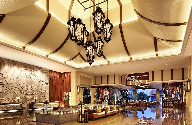 Lobby, Crowne Plaza Resort Xishuangbanna