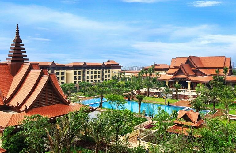 Crowne Plaza Resort Xishuangbanna