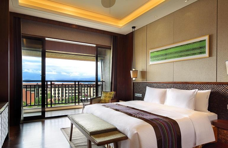 Double Room, Crowne Plaza Resort Xishuangbanna