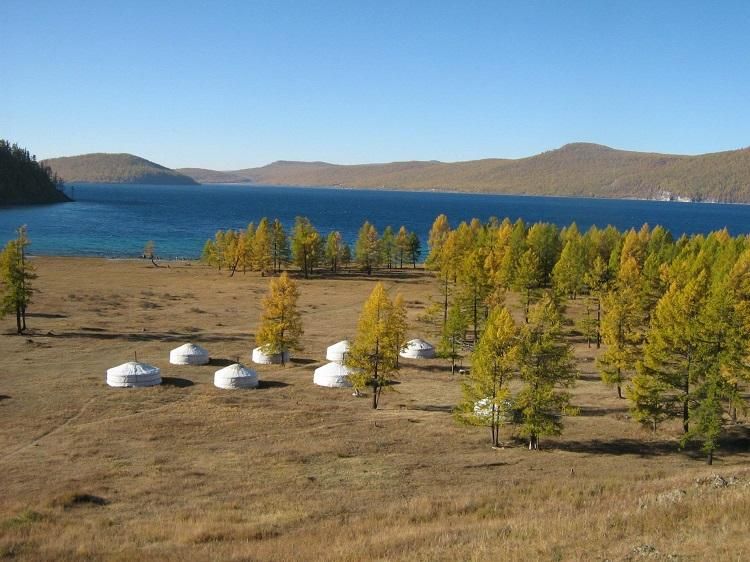 ger camps in mongolia