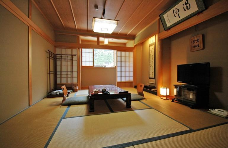 Japanese Style Room, Fudo-in