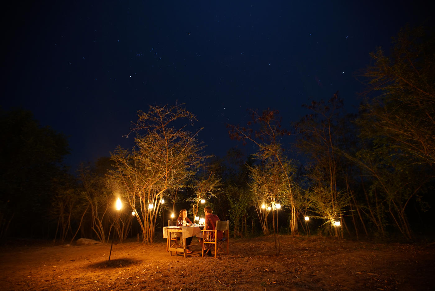 Big Game Camp, Wilpattu National Park, Sri Lanka