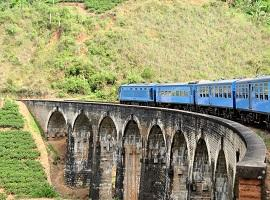 Hill Country Train, Sri Lanka