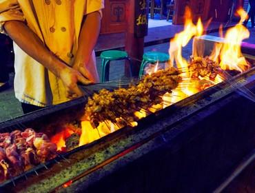 Barbecue, Lanzhou