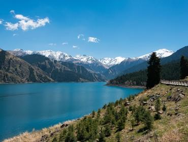 Heavenly Lake, Urumqi
