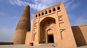 Emin Minaret, Turpan, Silk Road, China