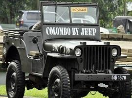 Colombo by jeep