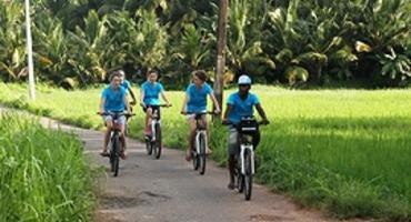 Cycling tour, Galle