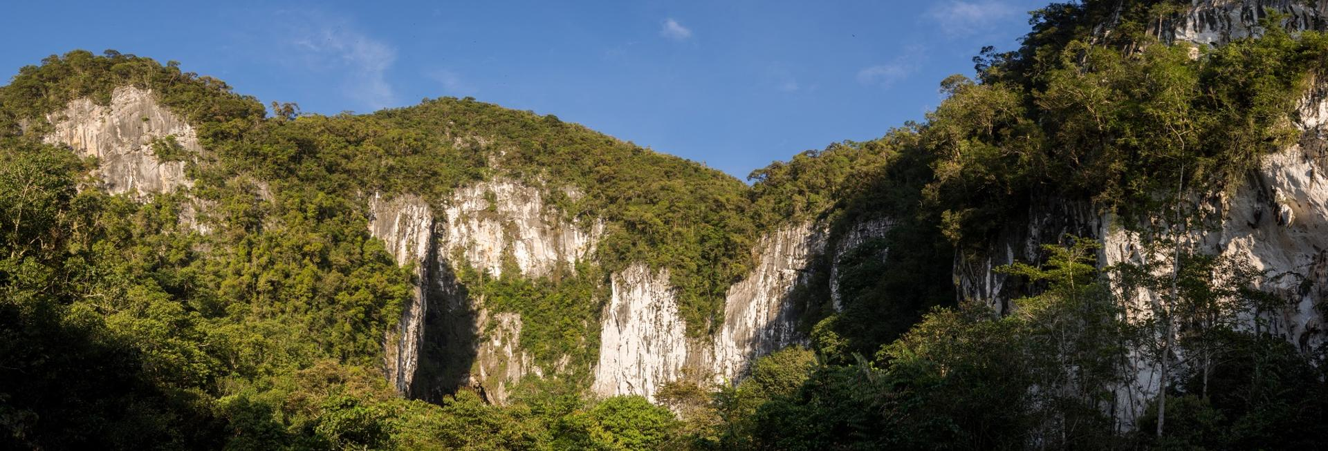 Mulu National Park, Borneo