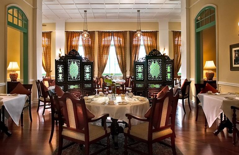Mansion Restaurant, The Majestic Malacca