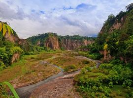 Sianok Canyon, Bukittinggi