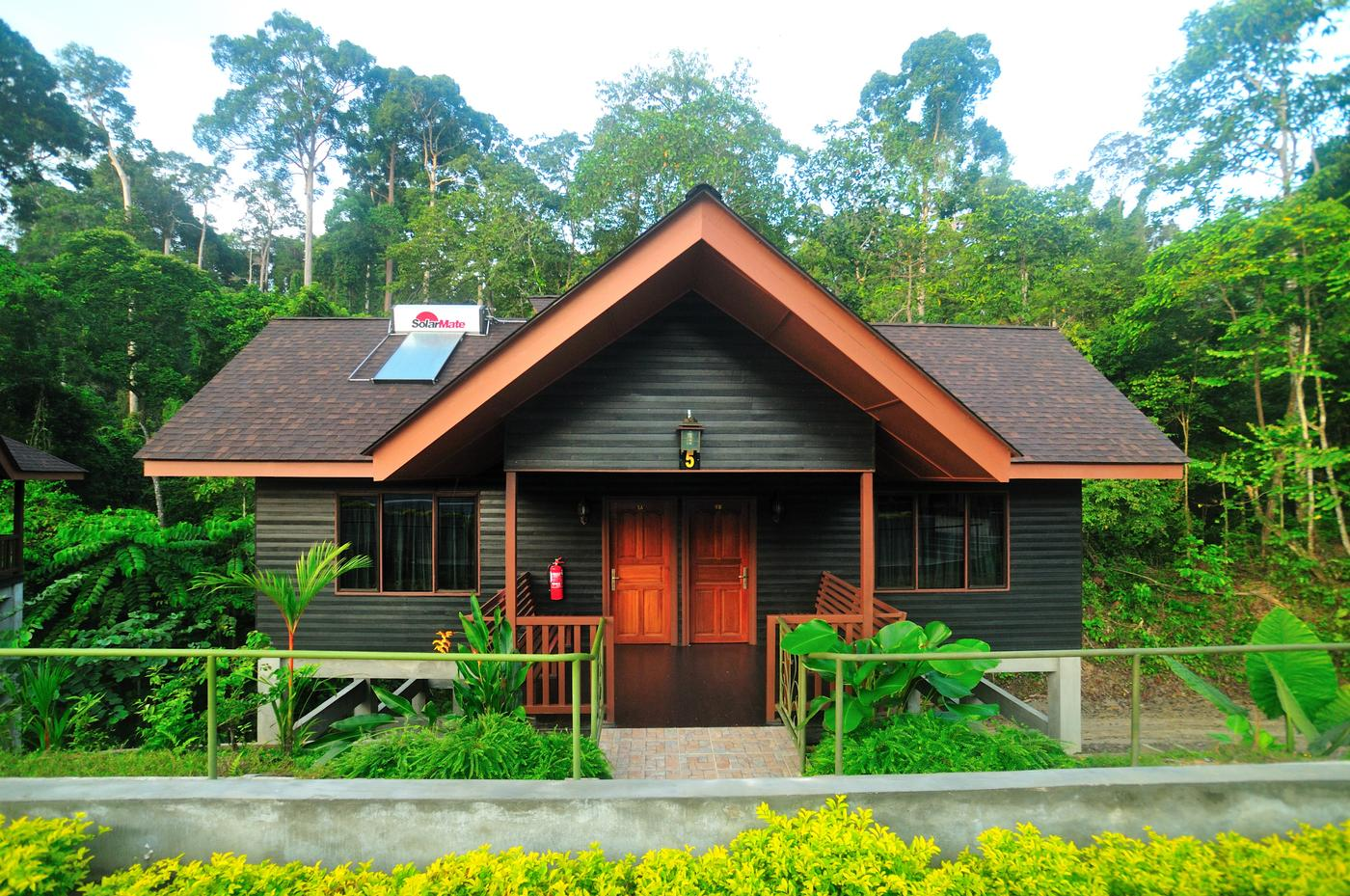 MY Nature Resort, Sepilok