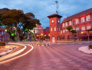 Clock Tower, Malacca