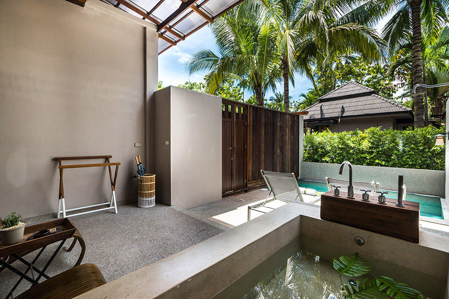 Deluxe Plunge Pool, Peace Resort Samui