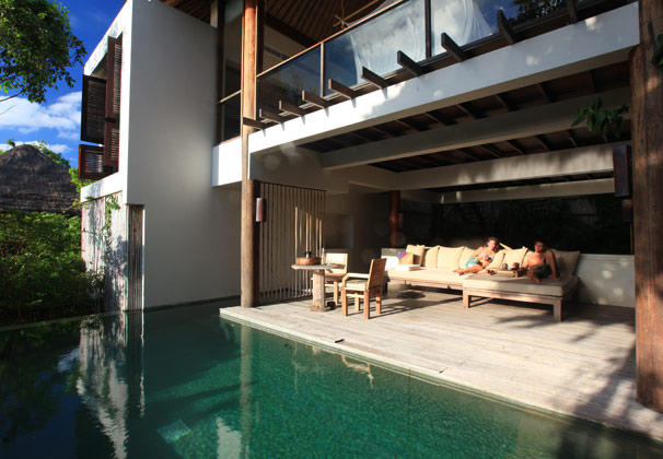 Pool Villa, Six Senses Samui