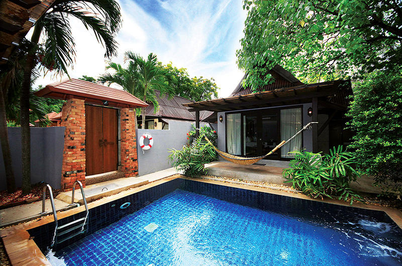Pool Villa, Railay Bay Resort & Spa