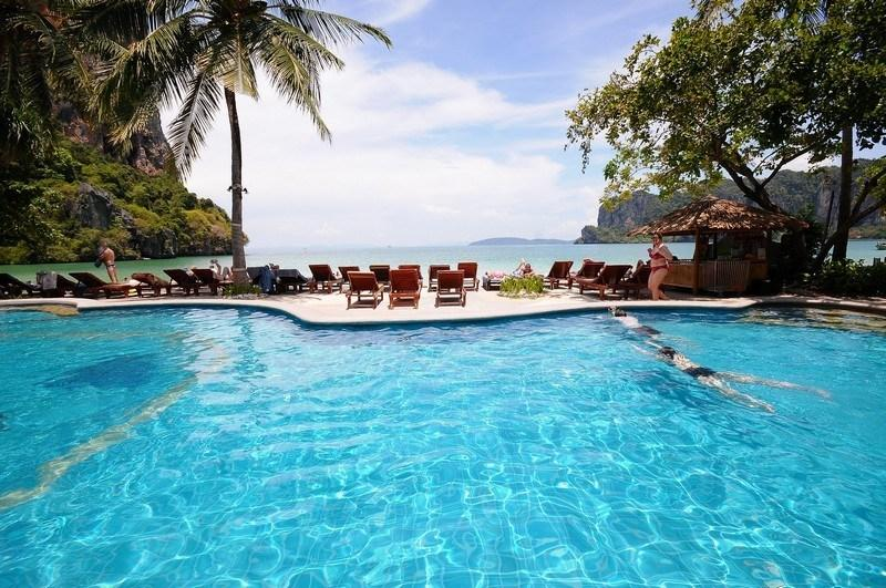 Pool, Railay Bay Resort & Spa