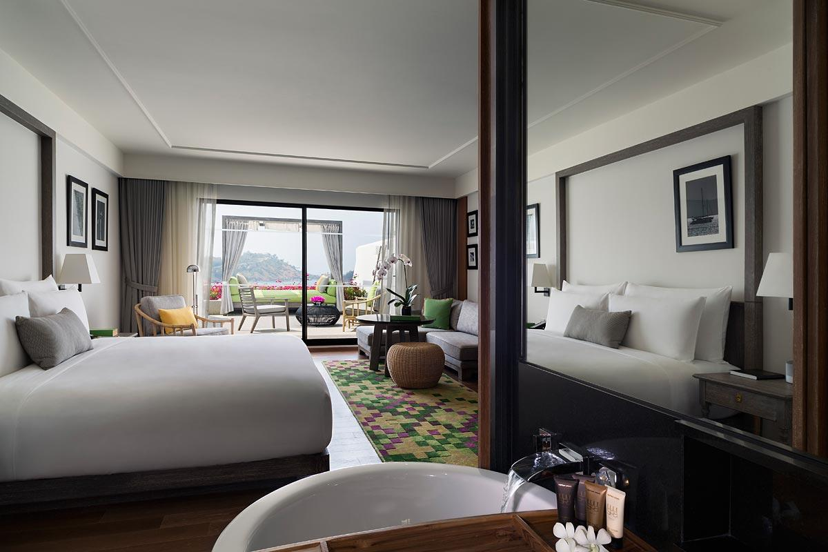 Grand Ocean View Room, The Nai Harn