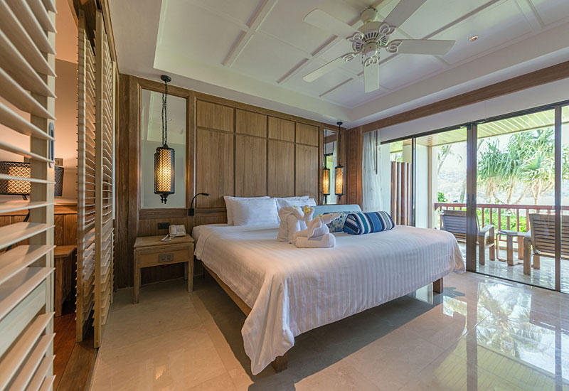 Deluxe Room, Katathani Phuket Beach Resort