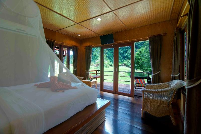 Cliff Zone Room, The Cliff & River Jungle Resort