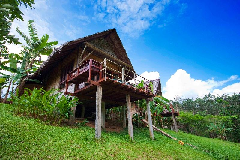 Cliff Top Rooms, The Cliff & River Jungle Resort