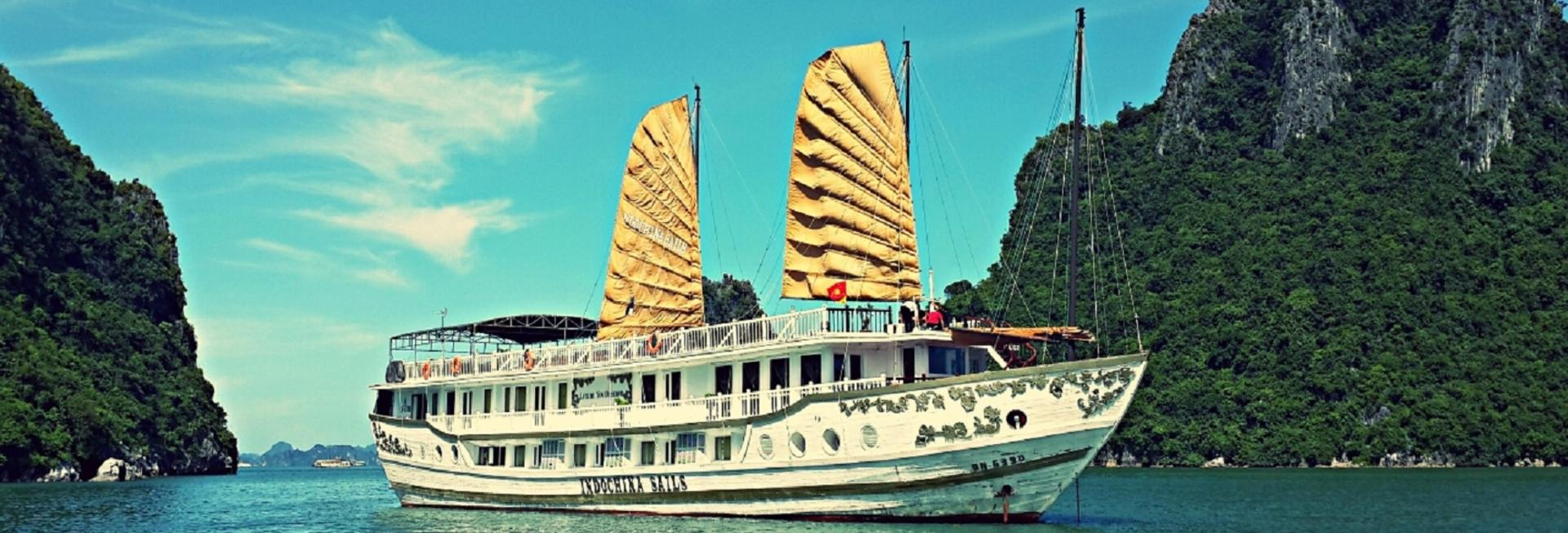 Indochina Sails, Halong Bay