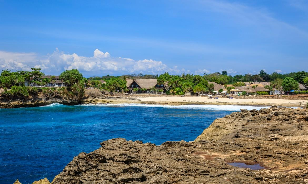 Sunset point, Nusa Lembongan