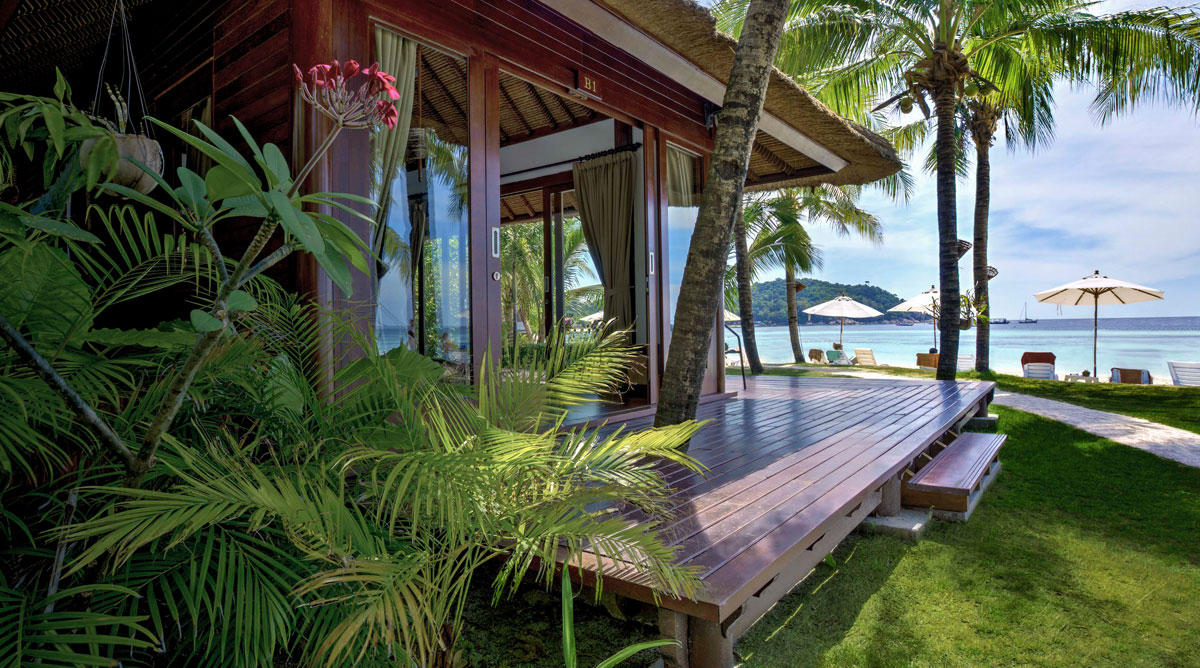 Mali Resort Pattaya Beach   Bamboo Travel