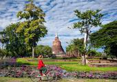 Cycle around Chiang Mai