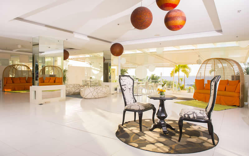 Lobby, Be Resort